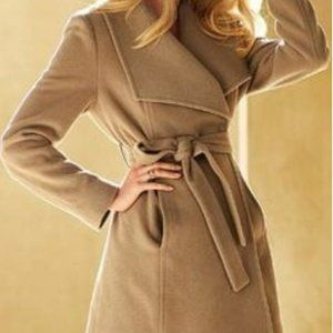 MICHAEL Michael Kors Wool and Cashmere Coat